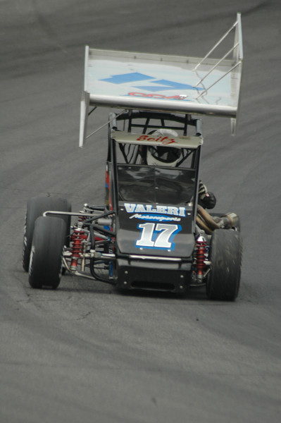 Midgets at Thompson Speedway 7-5-2007