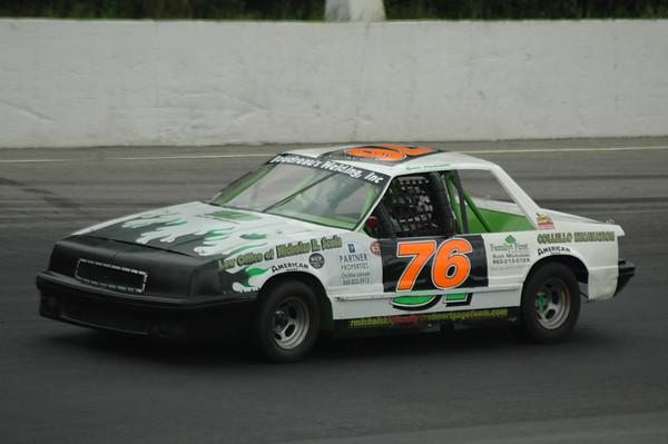 Thompson Speedway 6-14-2007 Ltd. Sportsman and Mini Stocks