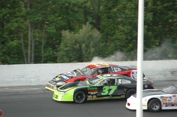 Thompson Speedway 6-7-2007 Pro Stocks and Late Models