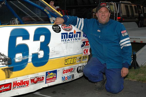 Thompson Speedway 8-30-2007 Ltd. Sportsman and MINI Stocks