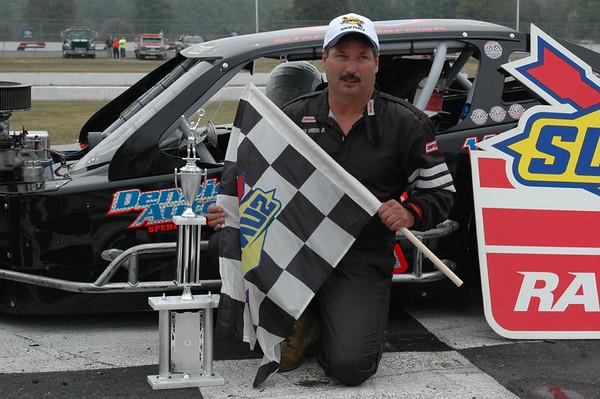 Thompson Speedway 9-13-2007 Victory Lane