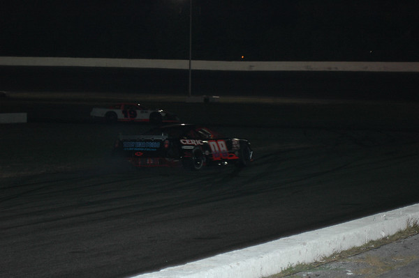 Thompson Speedway 9-20-2007 Victory Lane