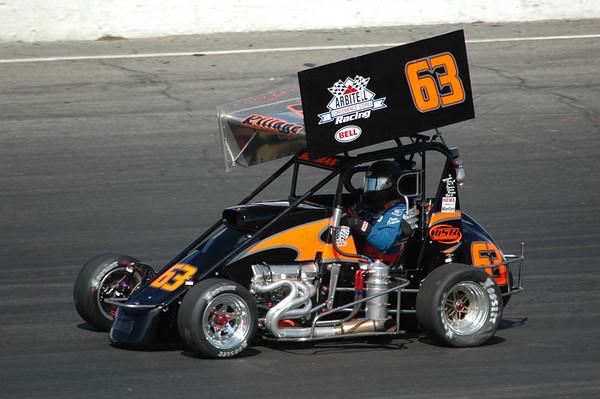 Thompson Speedway World Series 2007 Midgets