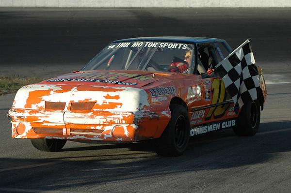 Thompson Speedway World Series 2007 Victory Lane