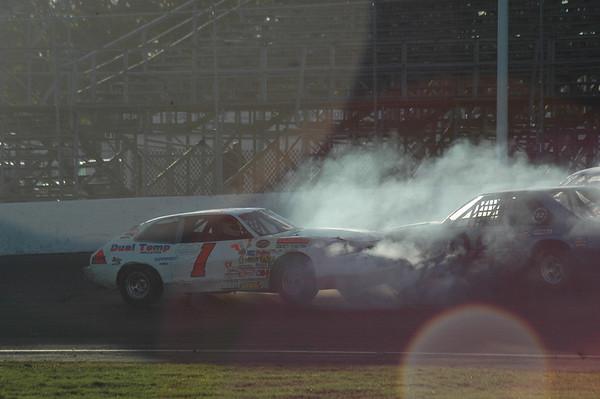 Thompson Speedway World Series 2007 Crashes, accidents, mayhem
